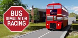 Bus Simulator Rennen Spiele App Android Smartphone Logo