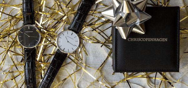 Chris Copenhagen Damen Herren Uhren