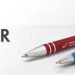 Metall Kugelschreiber bedruckt für Individuelle Werbung
